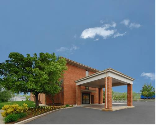 Comfort Inn Pine Grove Cover Picture