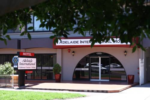 Adelaide International Motel Cover Picture