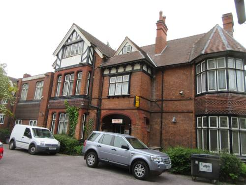 Birmingham Sheriden House Hotel Cover Picture