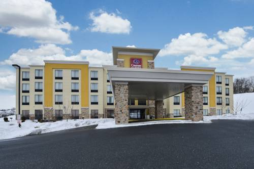 Comfort Suites Hummelstown Cover Picture