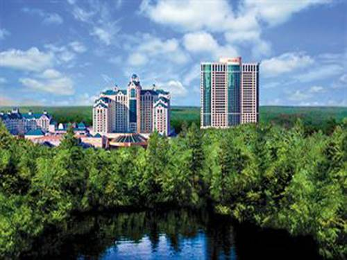 Great Cedar Hotel at Foxwoods Cover Picture