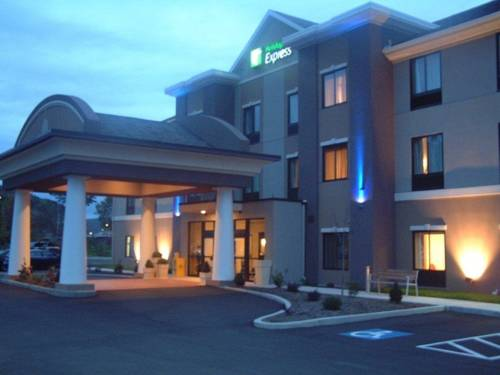 Holiday Inn Express and Suites - Bradford Cover Picture