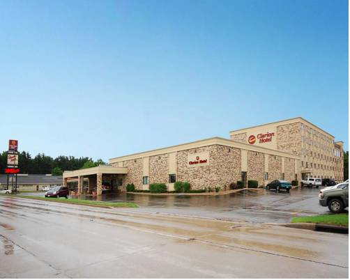 Clarion Hotel and Convention Center Baraboo Cover Picture