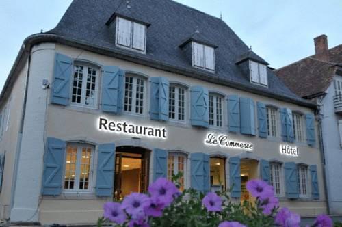 Hôtel du Commerce Cover Picture