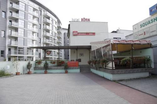 Šport Hotel Bôrik Cover Picture