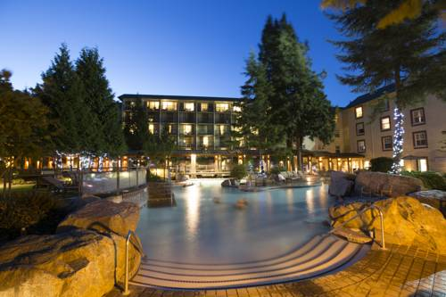 Harrison Hot Springs Resort & Spa Cover Picture