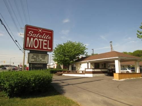 Satelite Motel Cover Picture