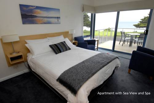 Seascape Accommodation Cover Picture