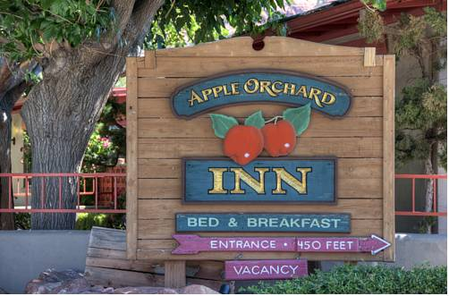 Apple Orchard Inn Cover Picture