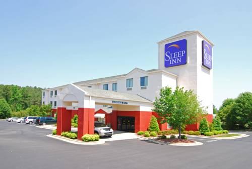 Sleep Inn Henderson Cover Picture