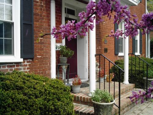Barker House Bed & Breakfast Cover Picture