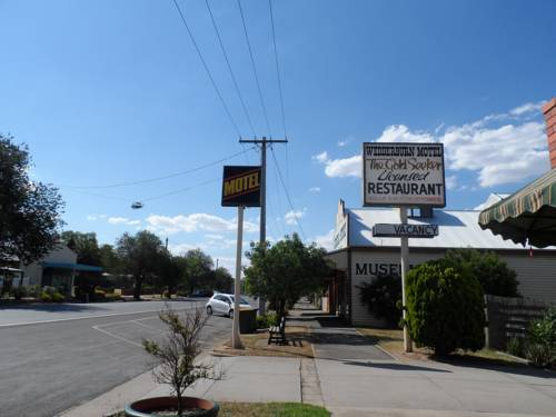 Wedderburn Goldseeker Motel Cover Picture