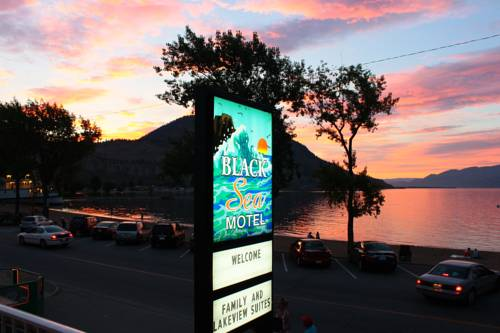 Black Sea Motel Cover Picture