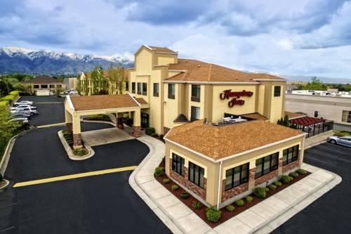Hampton Inn Salt Lake City-Layton Cover Picture