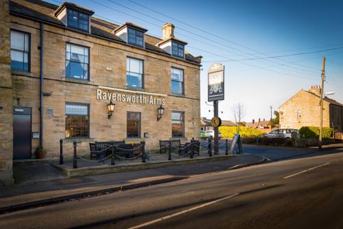 Ravensworth Arms Hotel by Good Night Inns Cover Picture