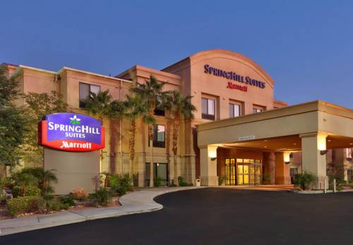 SpringHill Suites Yuma Cover Picture