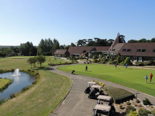 Ufford Park Hotel, Golf & Spa Cover Picture