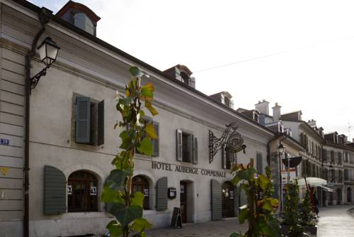 Auberge Communale de Carouge Cover Picture