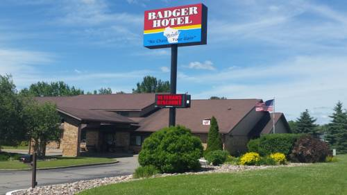 Badger Hotel Cover Picture