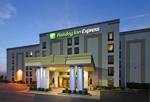 Holiday Inn Express & Suites Fayetteville University of Arkansas Area Cover Picture