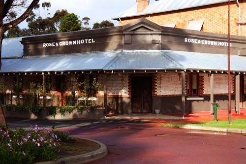 Rose & Crown Hotel Cover Picture