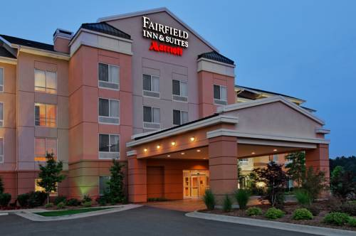 Fairfield Inn and Suites by Marriott Conway Cover Picture