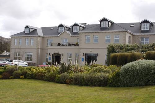 The Ballyliffin Lodge and Spa Cover Picture