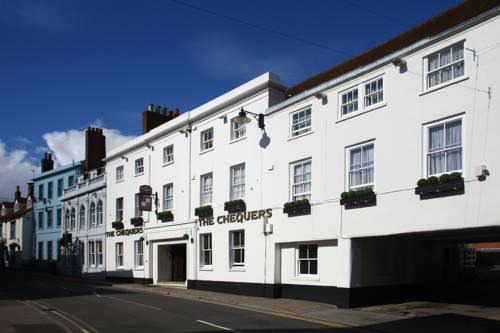The Chequers Hotel Cover Picture