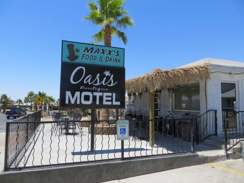 Oasis Boutique Motel Cover Picture