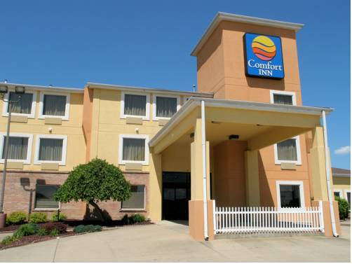 Comfort Inn Somerset KY Cover Picture