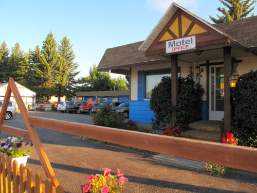 Blue Mountain Motel Cover Picture