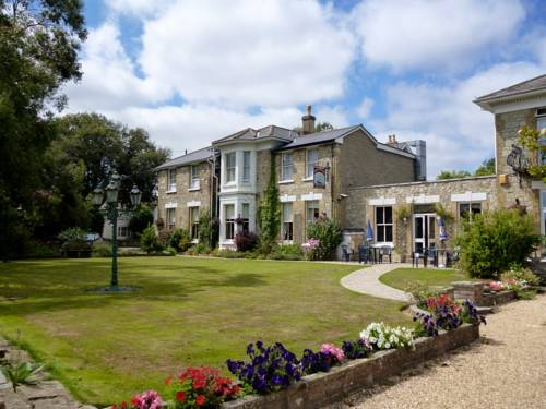 The Parkbury Hotel Cover Picture