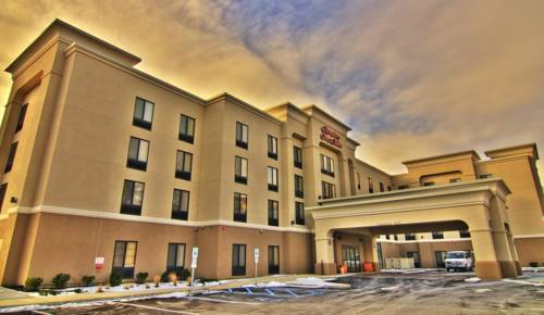 Hampton Inn and Suites Parsippany/North Cover Picture