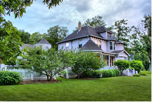 Oscar H. Hanson House Cover Picture