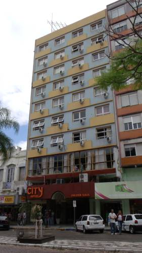 Bagé City Hotel Cover Picture