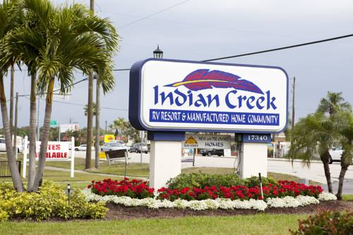 Indian Creek Cover Picture