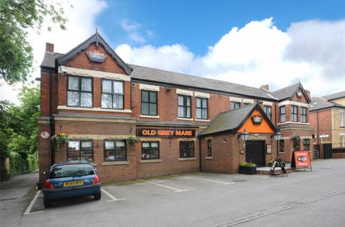 Old Grey Mare Inn by Good Night Inns Cover Picture