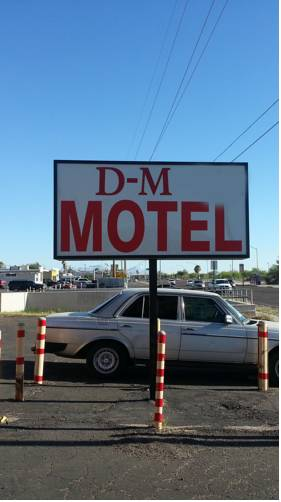 D M Motel Cover Picture