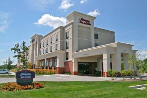 Hampton Inn & Suites Indianapolis-Airport Cover Picture