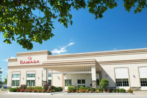 Ramada Trenton Hotel Cover Picture