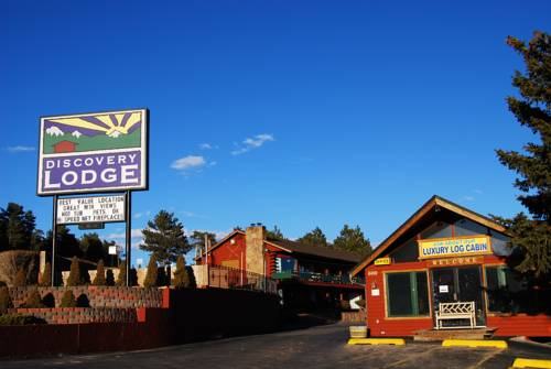 Discovery Lodge Cover Picture
