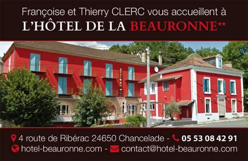 Hôtel de La Beauronne Cover Picture