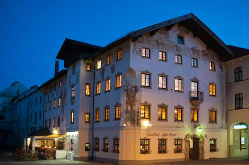 Hotel Gasthof Alte Post Holzkirchen Cover Picture