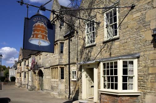 The Bell Inn Stilton Cover Picture