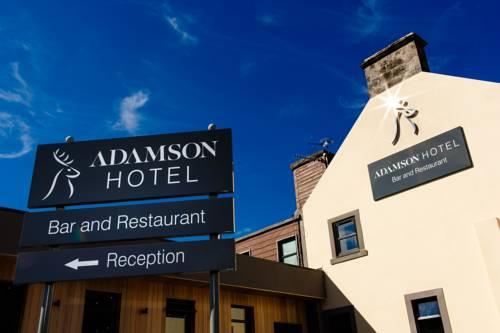 Adamson Hotel Cover Picture