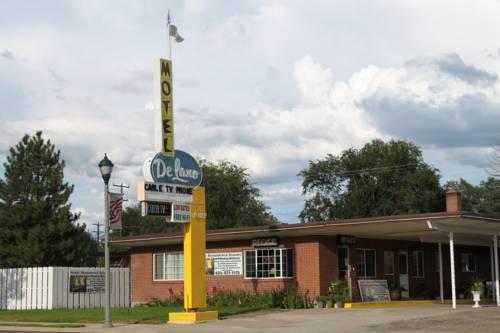 DeLano Motel Cover Picture