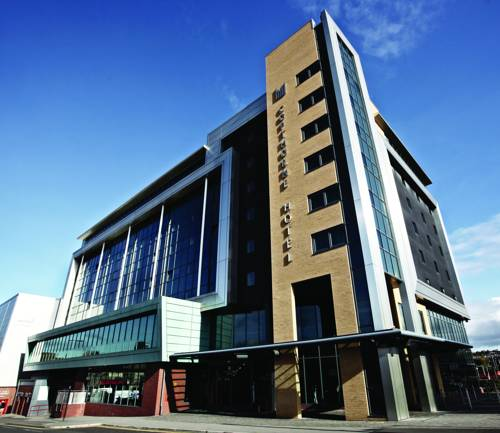 Copthorne Hotel Sheffield Cover Picture