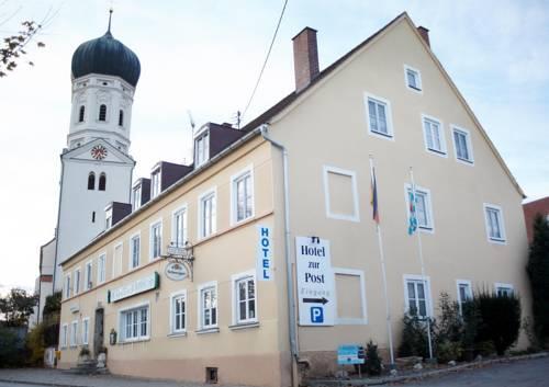 Garni-Hotel zur Post Cover Picture
