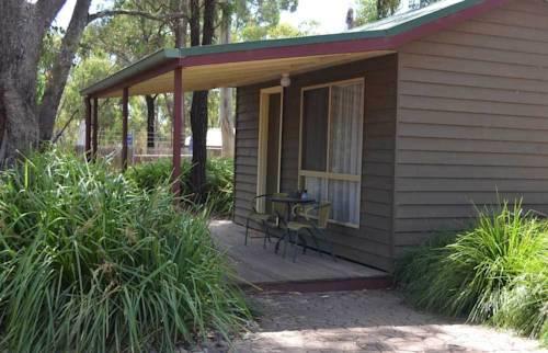 Bendigo Bush Cabins Cover Picture