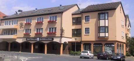 Hotel-Restaurant Zum Goldenen Löwen Cover Picture